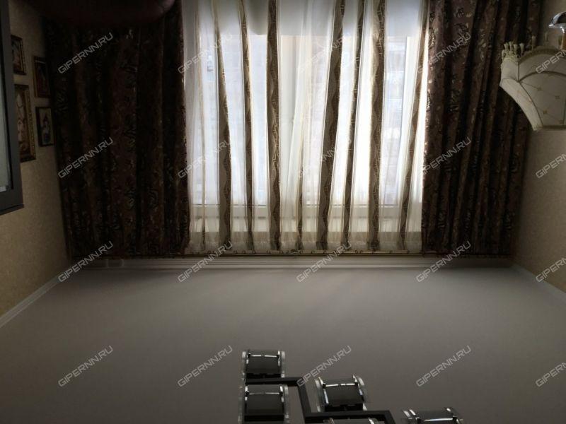 однокомнатная квартира на улице Адмирала Макарова дом 4 к4