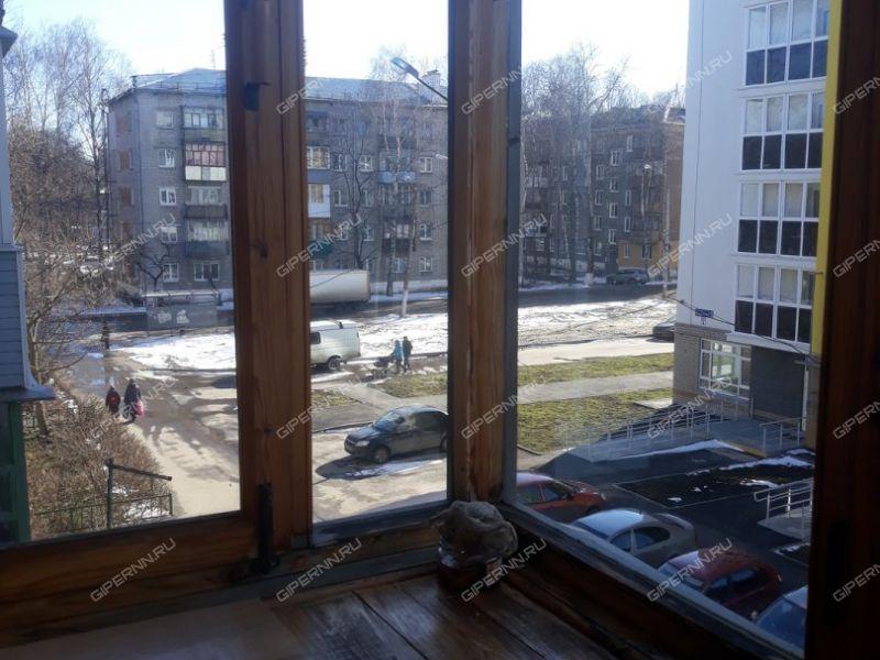 однокомнатная квартира на улице Циолковского дом 29