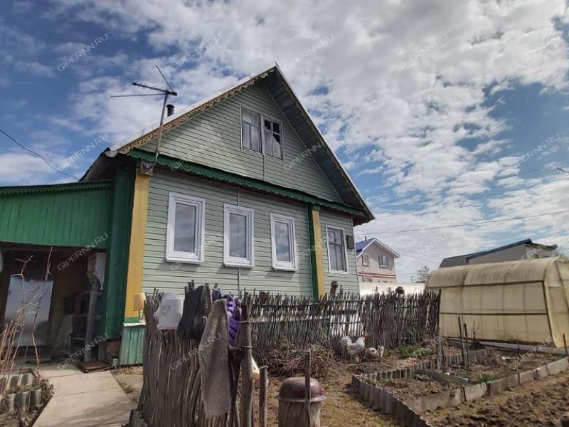 дом на  деревня Горный Борок