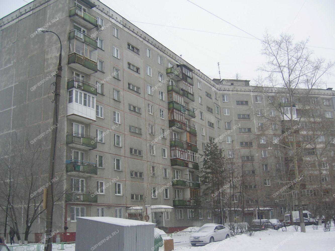 Перепланировка квартиры в И-155НБ
