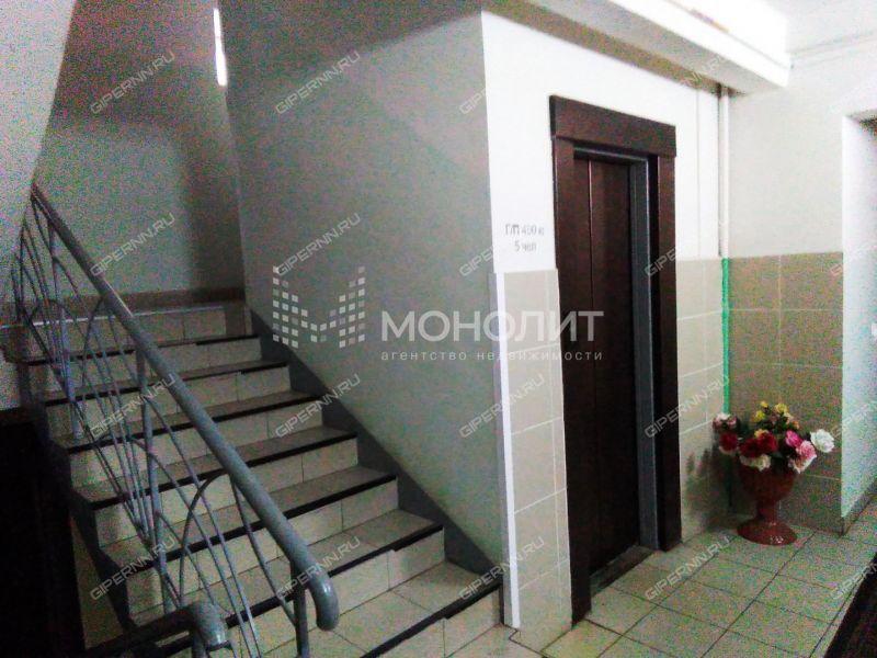 трёхкомнатная квартира на улице Невзоровых дом 47