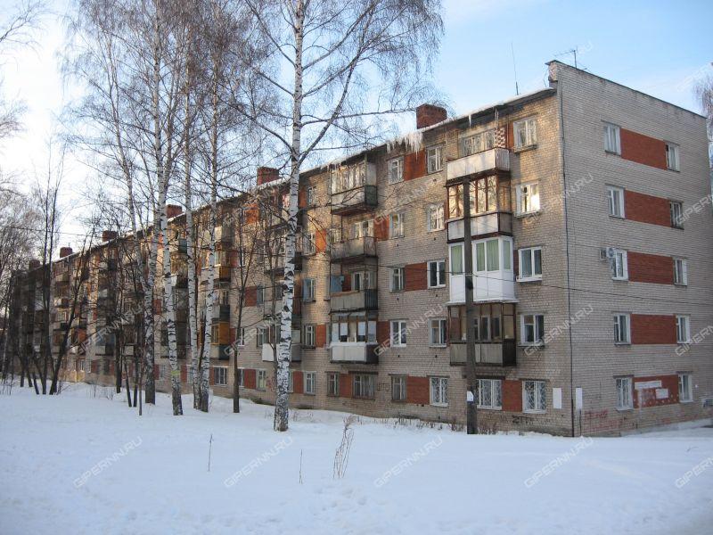 двухкомнатная квартира на улице Богородского дом 1