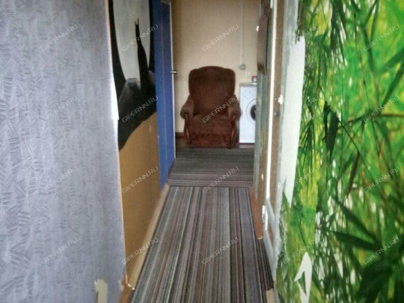 комната в доме 17 на улице Щербакова