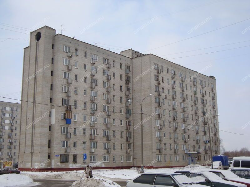 улица Пермякова, 18 фото