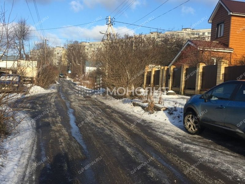 коттедж на улице Онежская