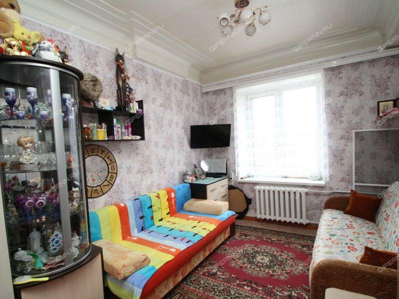 комната в доме 19 на улице Чаадаева