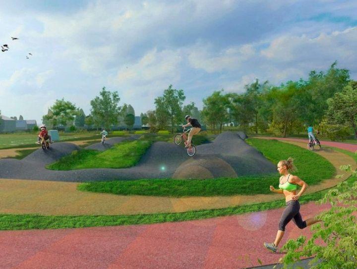 Стадион «Красная Этна» превратится в современный спортивный парк