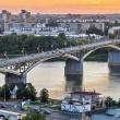 Нижний Новгород замкнул десятку самых гостеприимных городов  - лого