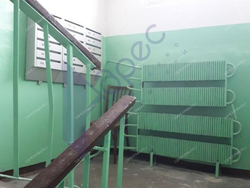 трёхкомнатная квартира на улице Надежды Сусловой дом 4 к4