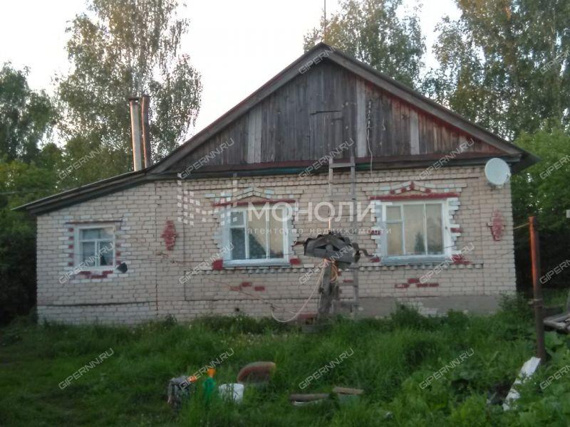дом на улице Смолина село Большое Болдино
