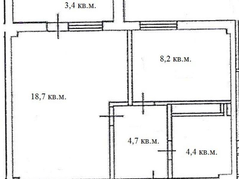 однокомнатная квартира на бульваре Южный дом 14