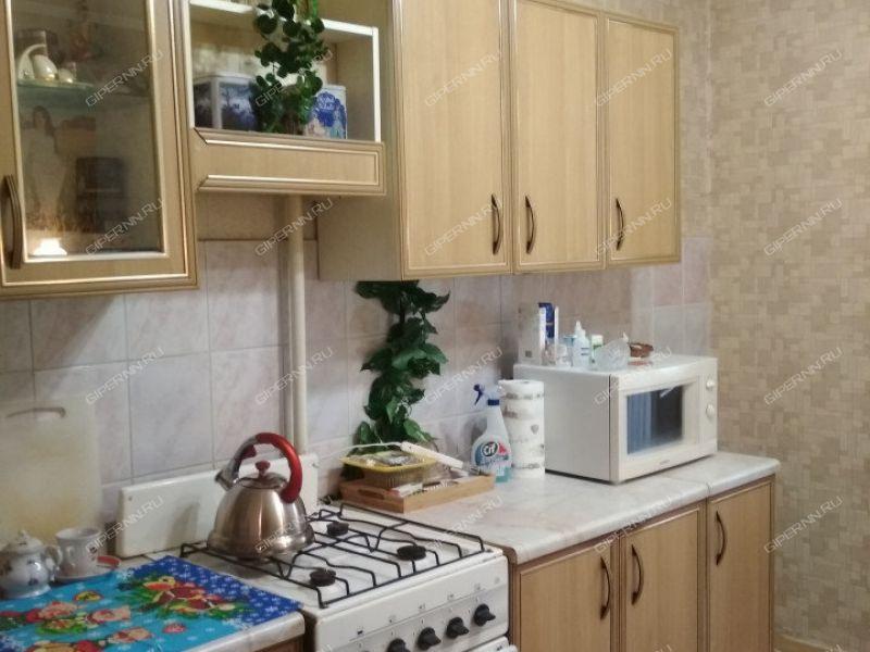 трёхкомнатная квартира на улице Бориса Панина дом 9 к1