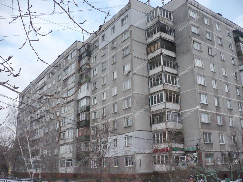 двухкомнатная квартира на улице Генерала Зимина дом 2