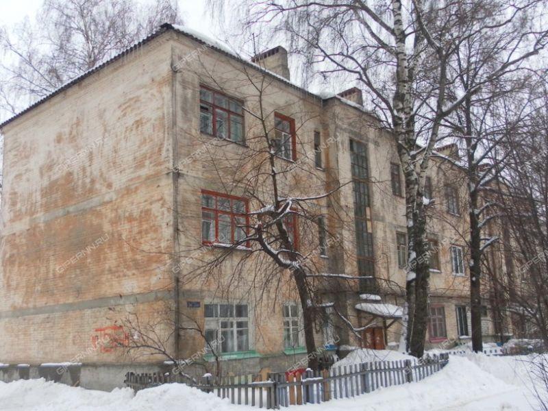 комната в доме 3 на улице Пржевальского