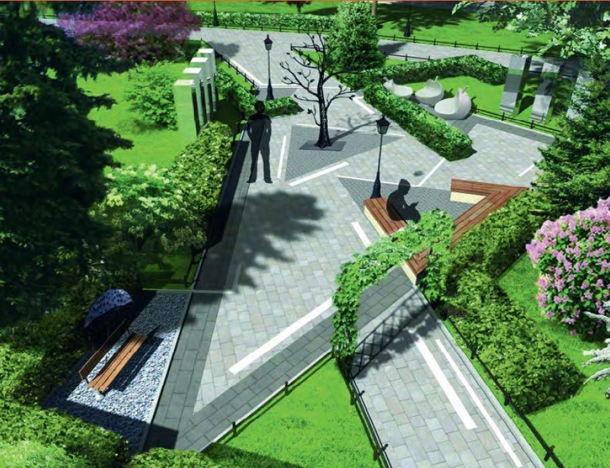 Какие парки и скверы благоустроят в 2018 году в Нижнем Новгороде? - фото 29