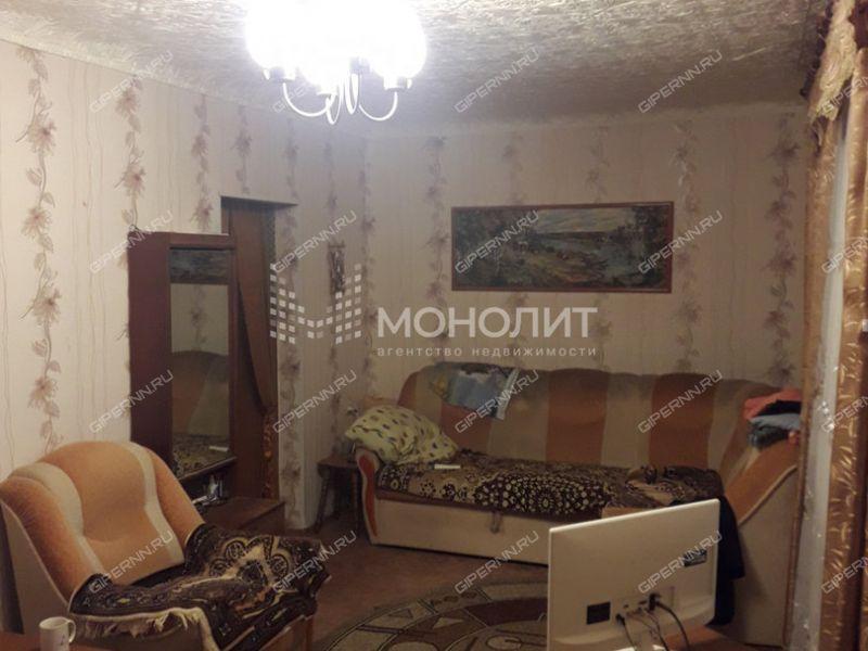 двухкомнатная квартира на Магистральной улице дом 15 село Доскино
