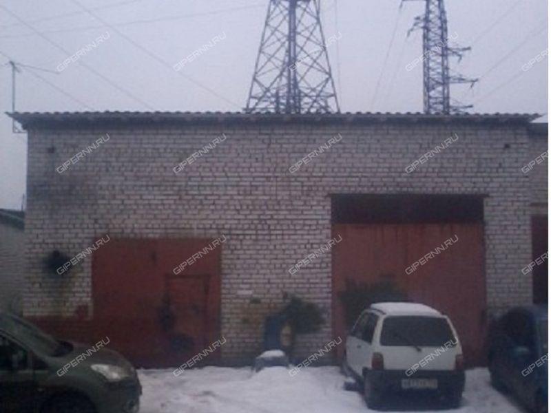 гараж на улице Зайцева