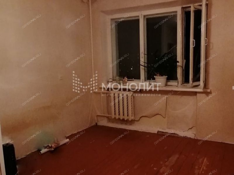 однокомнатная квартира на улице Героев Космоса дом 50