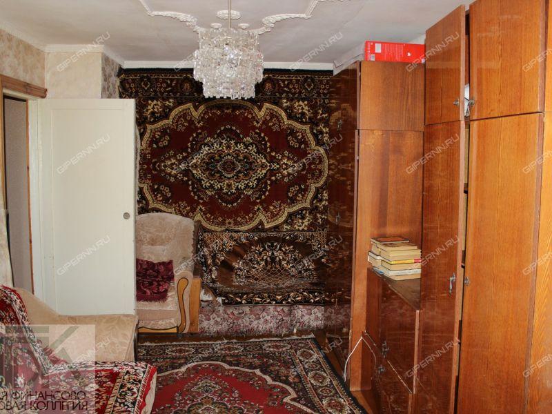 однокомнатная квартира на улице Мира дом 35 город Арзамас