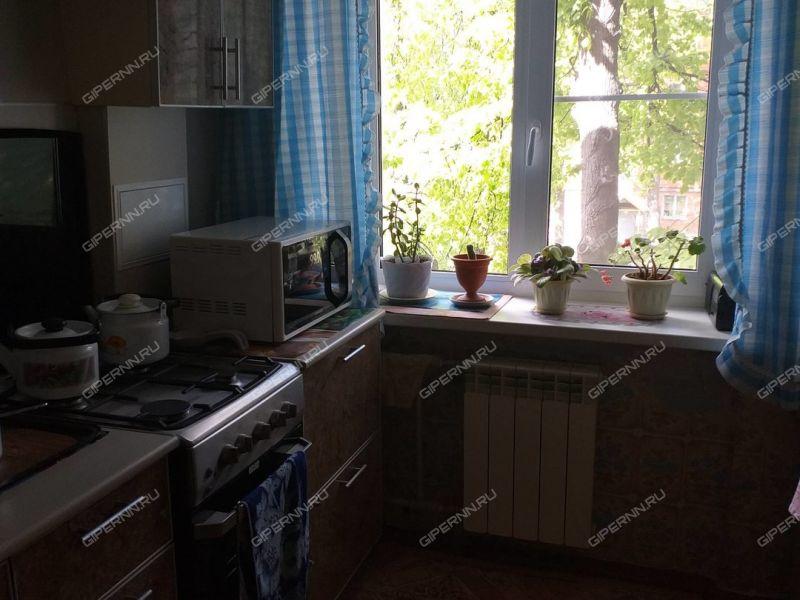 комната в доме 7 на улице Горловская