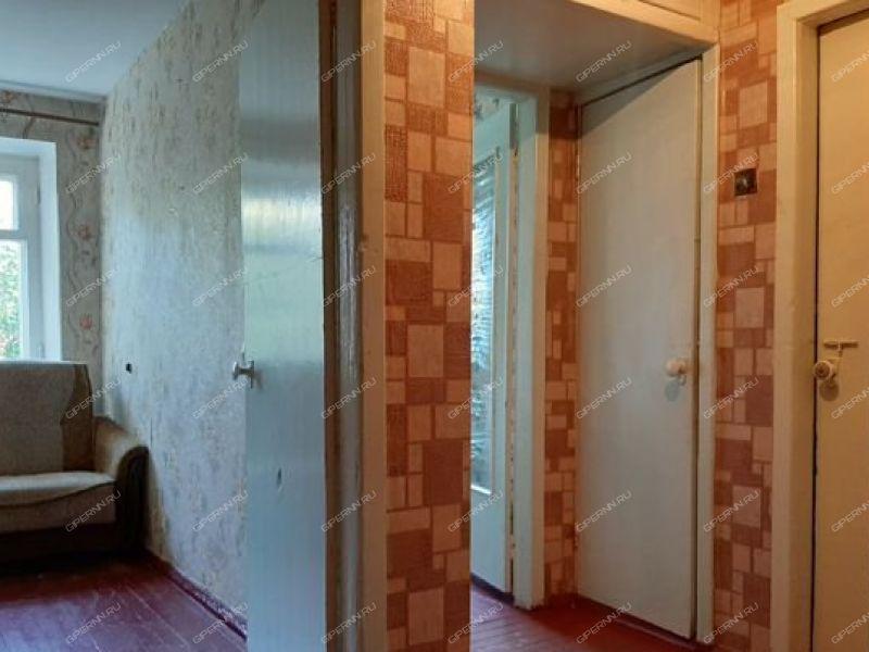 двухкомнатная квартира на улице Садовая дом 31 рабочий посёлок Первое Мая
