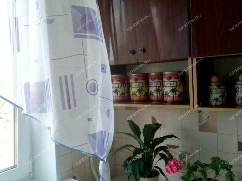 двухкомнатная квартира в переулке Больничный дом 7 рабочий посёлок Вача