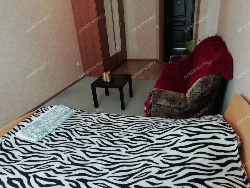однокомнатная квартира на сутки на проспекте Гагарина дом 99 к2