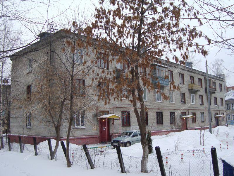 комната в доме 17а на улице Героя Васильева