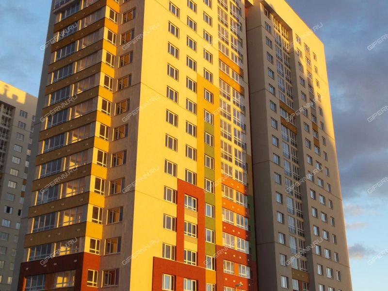 улица Академика Сахарова, 109 фото