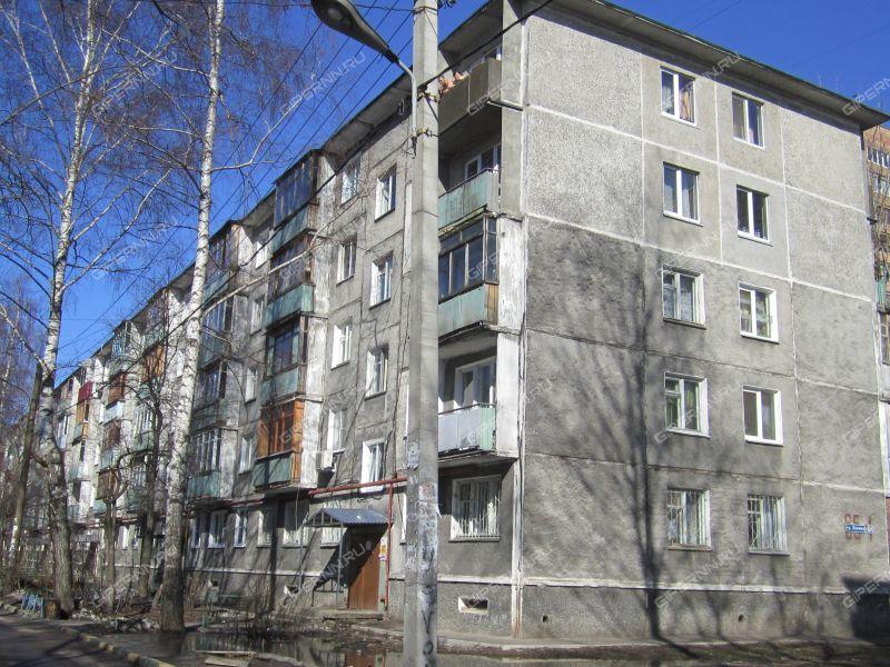 трёхкомнатная квартира на проспекте Ленина дом 65 к1