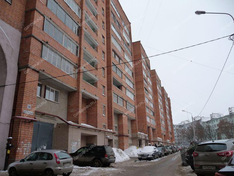 комната в доме 140 на улице Максима Горького