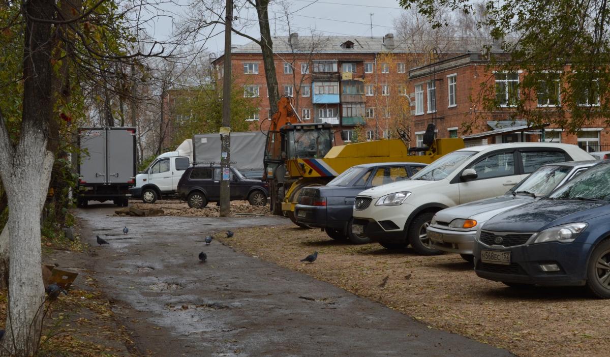 Газоны и тротуары восстановят после зимних ремонтов на 557 участках Нижнего Новгорода - фото