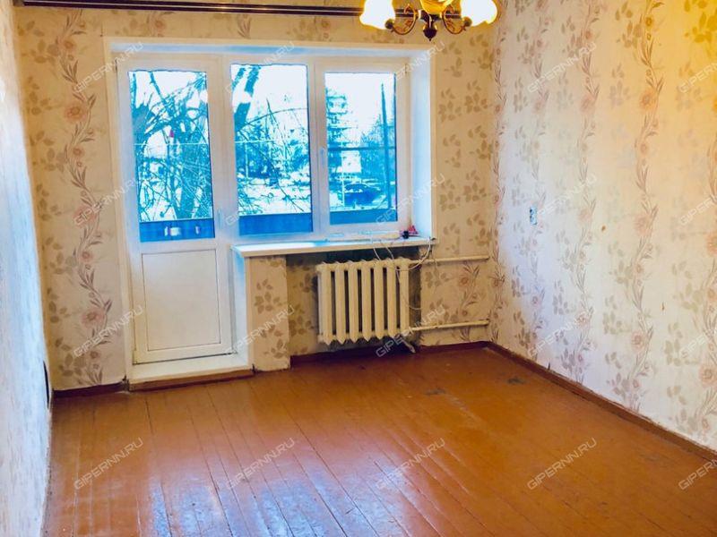 однокомнатная квартира на улице Чапаева дом 3 город Балахна