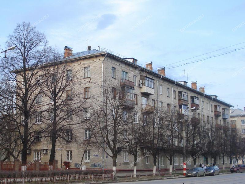 двухкомнатная квартира на проспекте Кирова дом 10