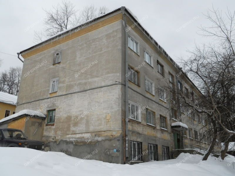 комната в доме 14 на улице Шорина