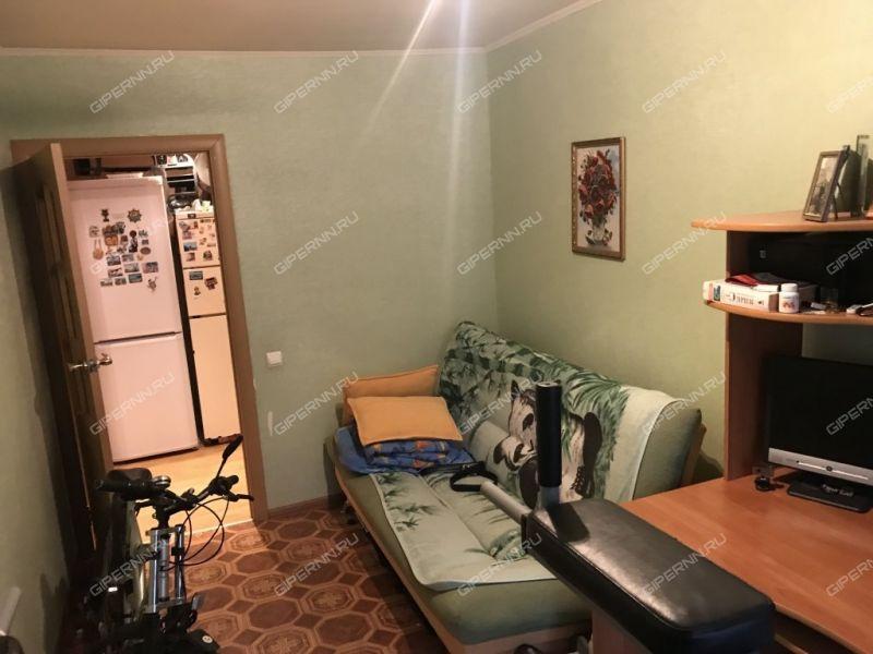 трёхкомнатная квартира на улице Мельникова дом 14