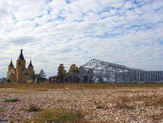 Нижегородская Стрелка: городские тайны и легенды